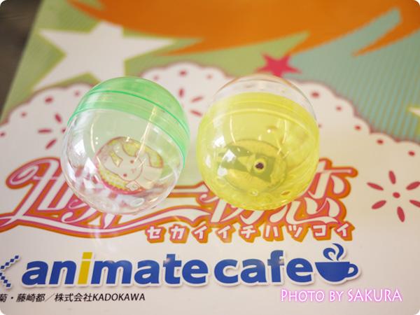 世界一初恋×アニメイトカフェ池袋店に行ってきました!