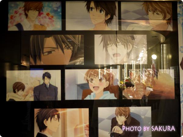 劇場版「世界一初恋 横澤隆史の場合」角川シネマ新宿の展示2